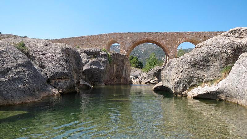 ruta GR-8 Teruel