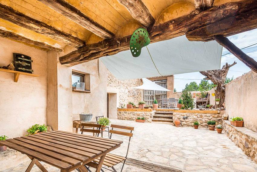 Conoce los diferentes tipos de casas rurales en Aragón