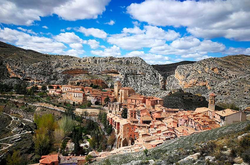 7 de los pueblos mas bonitos de españa son de teruel