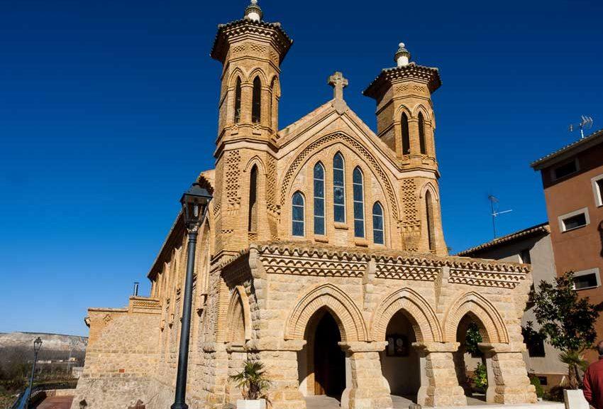 iglesia de villaspesa