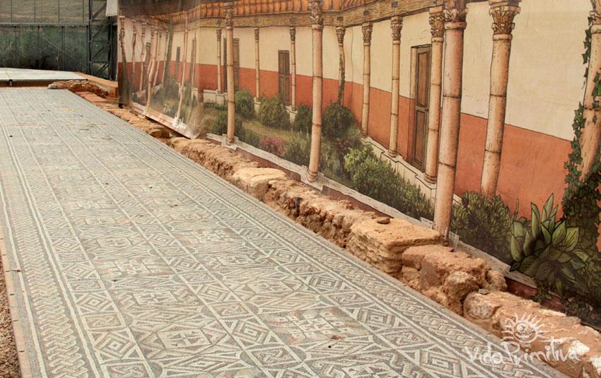 villa romana de la loma de regadío