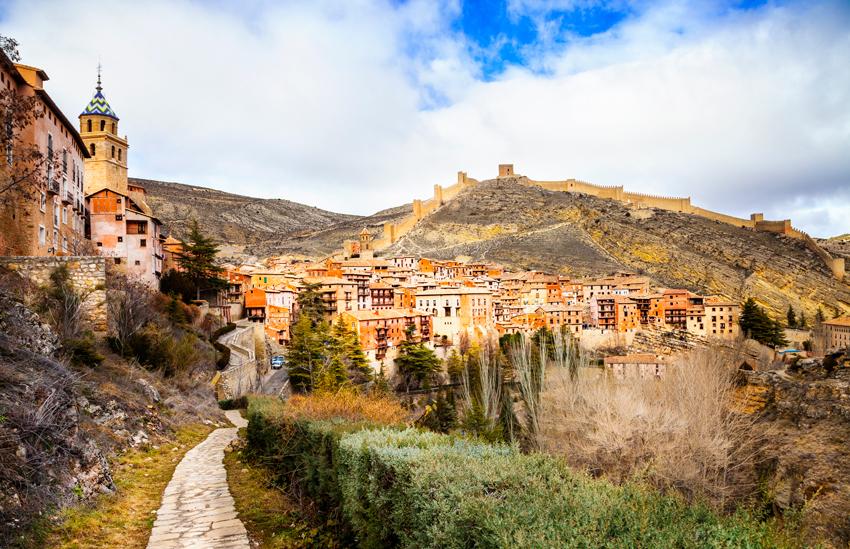 Descubre en familia el encanto de la Sierra de Albarracín