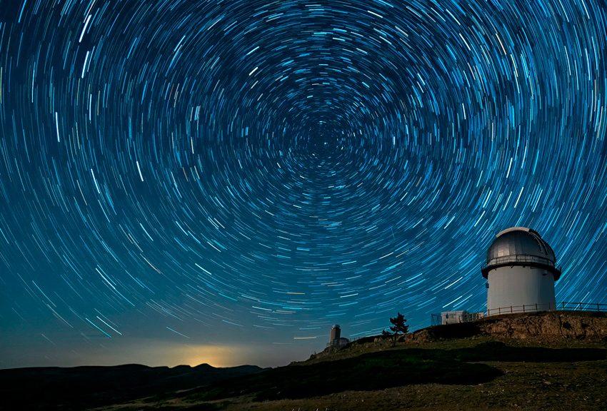 turismo de estrellas Gúdar-Javalambre Teruel
